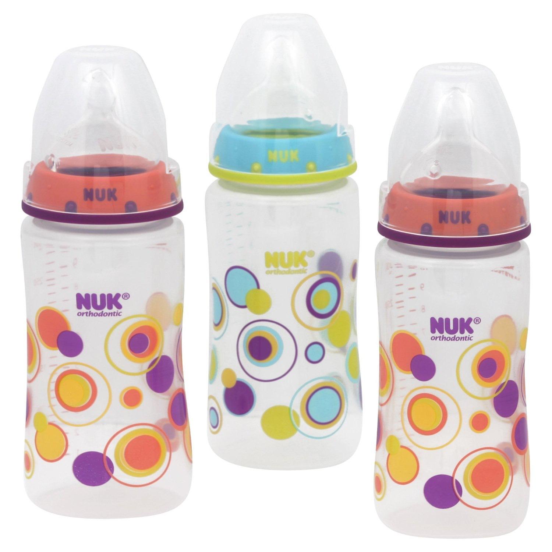 Baby bottle nuk