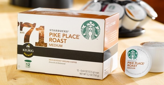 Starbucks k cups coupons