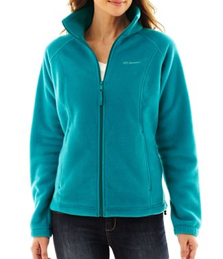 Columbia 3 Rivers Women's Fleece Jacket $27.99 (down from $60)!