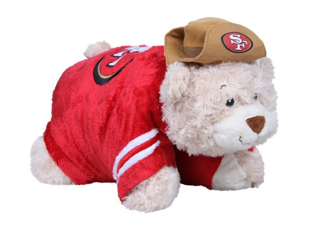 Nfl Pillow Pets Starting At Only 10 50 Down From 29 99