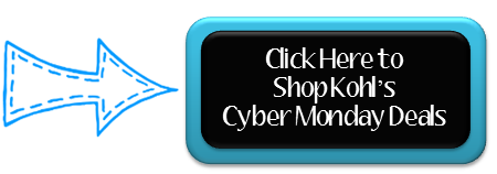 Kohl's Cyber Monday Deals, Sale and Coupon Codes 2013!