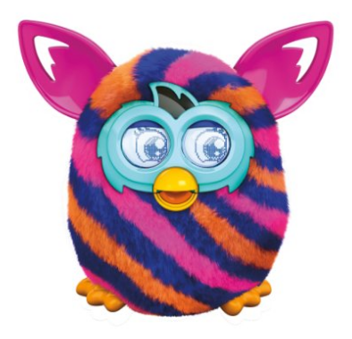 furby diagonal stripes boom only  on amazon matches walmarts black friday price