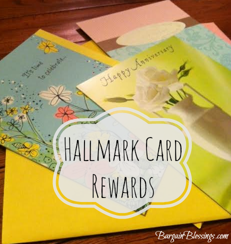 Hallmark card rewards program earn starbucks applebees and more hallmark card rewards m4hsunfo