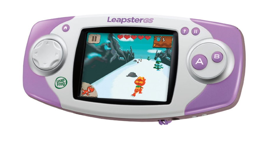 LeapFrog Leapster GS Explorer (Pink) Introducing the ultimate learning game system. LeapFrog LeapsterGS Explorer - Pink puts kids in charge of the action.