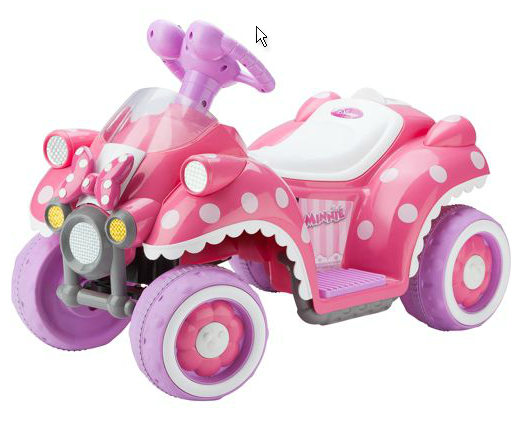 Disney Kid Trax 6 Volt Ride Ons Only 69 97 Free 10