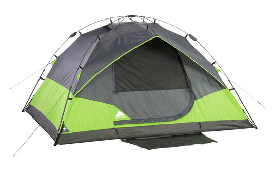 Ozark Trail 4-Person Instant Dome Tent $49 (down from $79.97)!