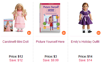American Girl Cyber Monday Sale Deals