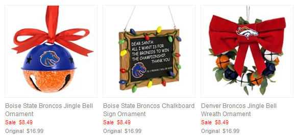 broncos-ornaments