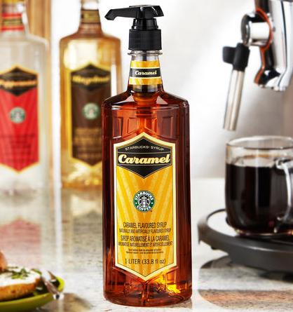 carmel-syrup