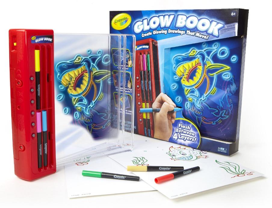 crayola-glow-book