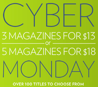 discount-mags-cyber-monday