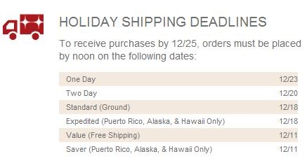 gamestop-shipping-deadlines