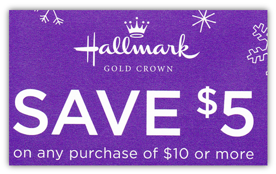 photo regarding Hallmark Coupon Printable named Hallmark Printable Trip Coupon: Preserve $5 off a $10 Acquire!