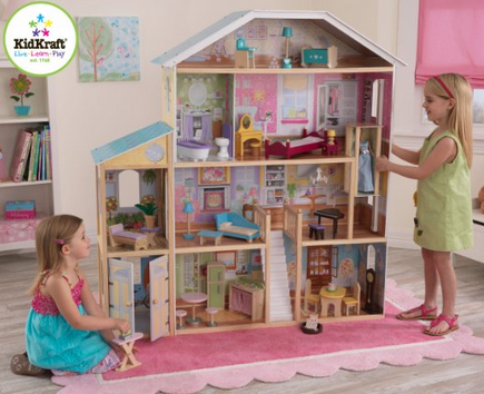 majestic doll house