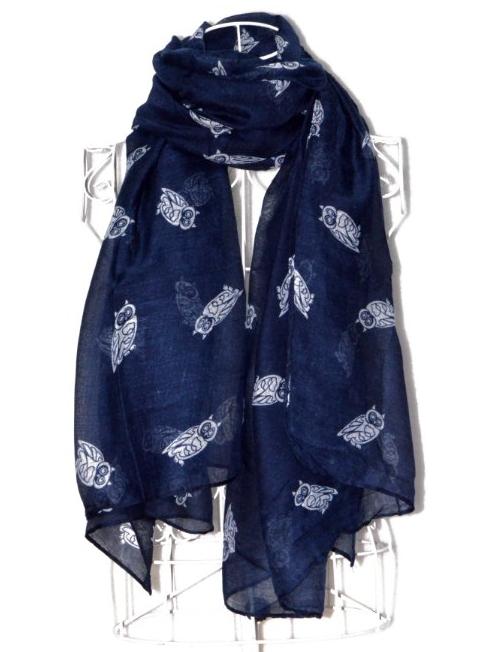 owl-scarf