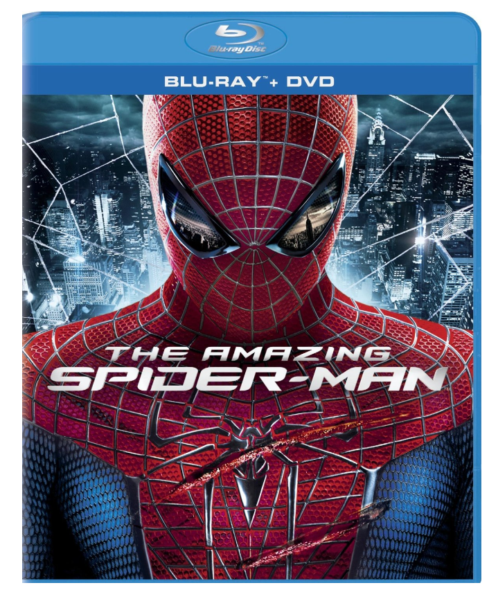 spiderman-bluray