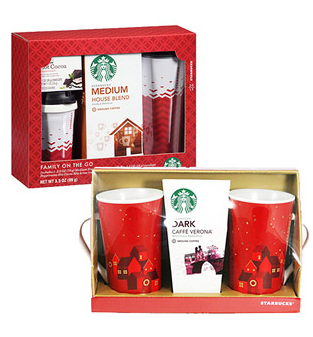 Starbucks Gift Sets For Just 4 50 Each From Walmart When