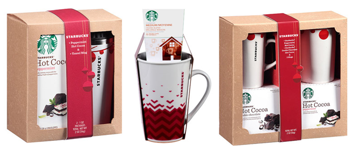 Starbucks gift sets for just each from walmart when