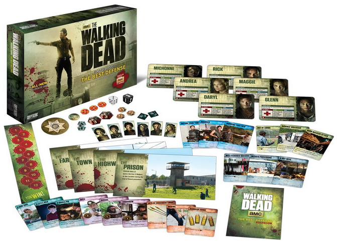 walking-dead-board-game
