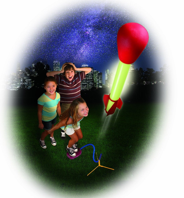 LED-rocket
