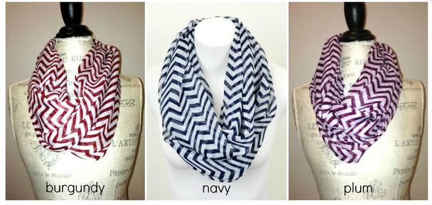 chevron-scarf
