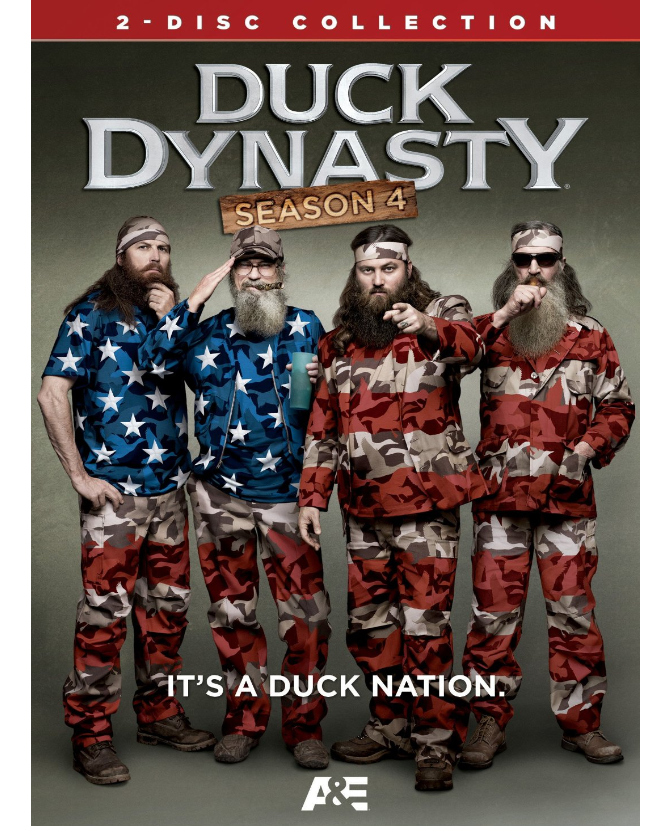 Duck dynasty season 4 on dvd down from for House of dynasty order online