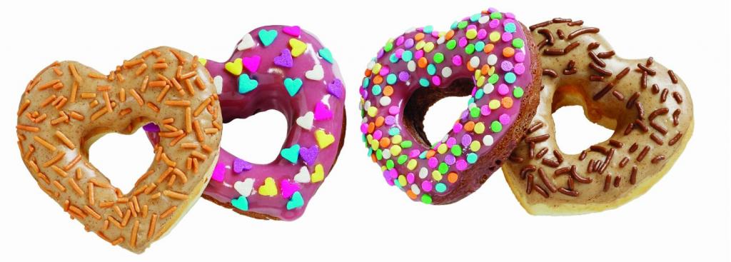 heart-doughnuts