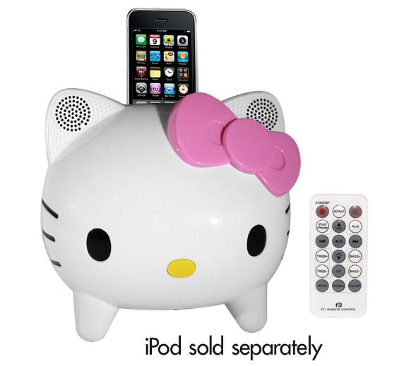 hello-kitty-speakers