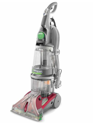 Hoover Max Extract Dual V WidePath Carpet Cleaner 2015 ...