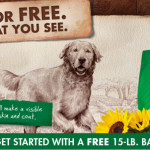 FREE Bag of Nutro Natural Choice Dog Food after Rebate ($39.99 value)!