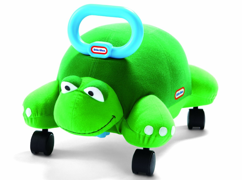 Little Tikes Turtle Pillow Racer 19 98 Down From 45 99