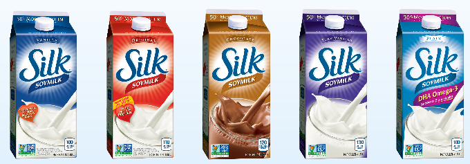 Related Keywords & Suggestions for silk milk