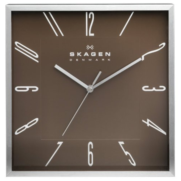 Skagen Contemporary Square Wall Clocks 2999 Down From 95