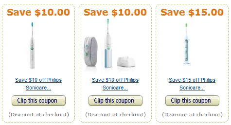 sonicare-coupons