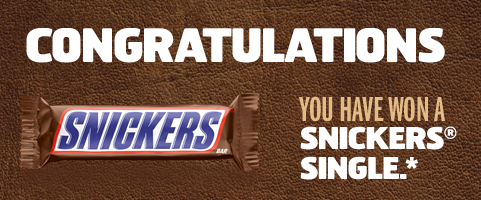 won-snickers