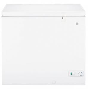 GE-freezer