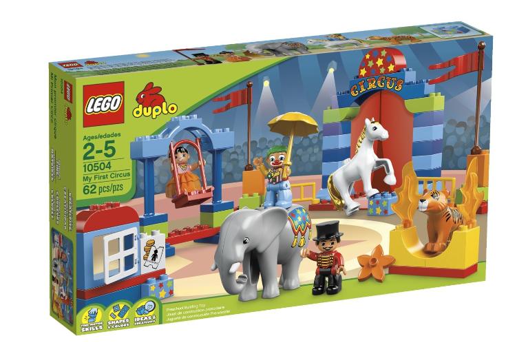 LEGO-circus
