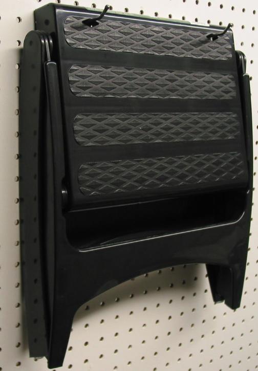 black-step-stool
