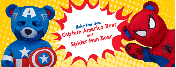 Build-A-Bear Workshop: $6 Off a Make-Your-Own Stuffed Animal ...