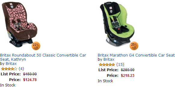 car-seat-sale-amazon