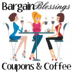 Bargain Blessings Coupons & Coffee Get-Together: March 13th!