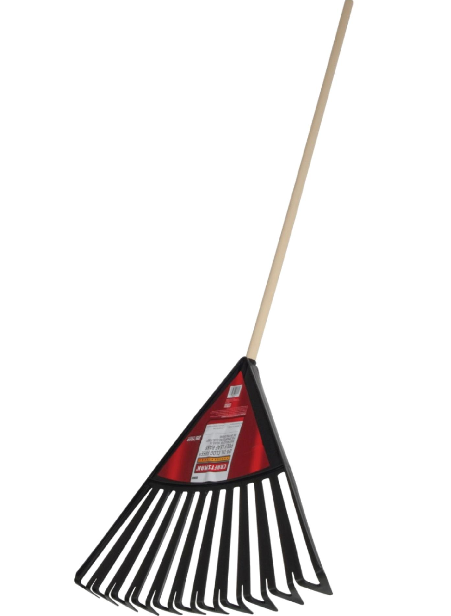 Craftsman 24 Clog Free Rake Only 4 Down From 9 99