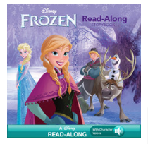 free-frozen-book