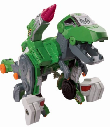 green-dinosaur
