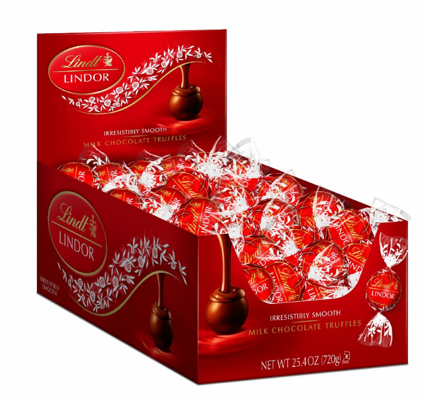Chocolate Gift Boxes South Africa : Lindt lindor chocolate truffles count box only