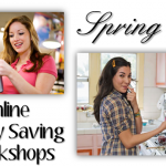 Spring 2014 Online Savings Workshops Tickets Now Available: Meal Planning, Grocery Savings, Advanced Couponing!