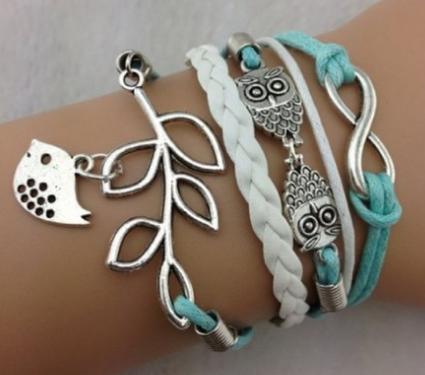 owl-bird-bracelet