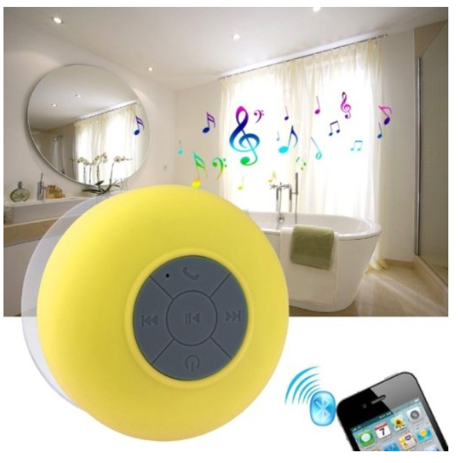 shower-speaker