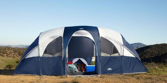 8-person-tent & Northwest Territory 8-Person Tent with Closet Only $64.99 (down ...