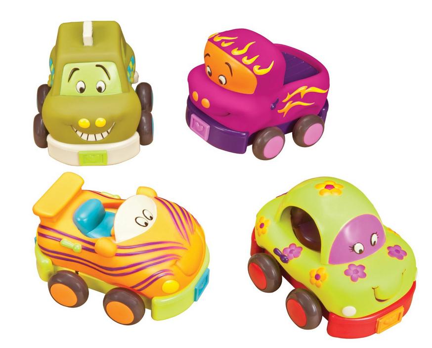 B-Wheee-Cars